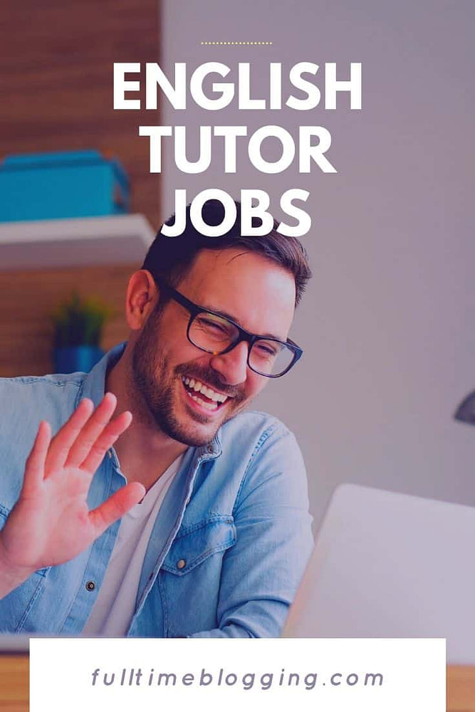 English Tutor Jobs