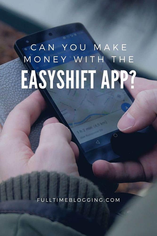 the easyshift app