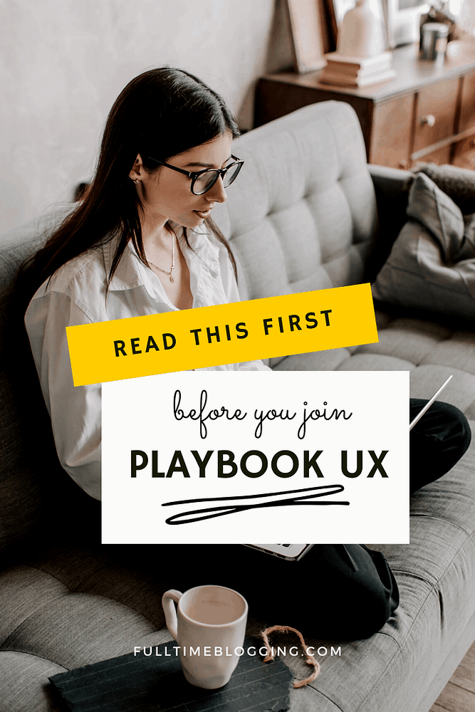 What Is Playbook UX