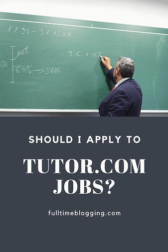 Tutor.com jobs
