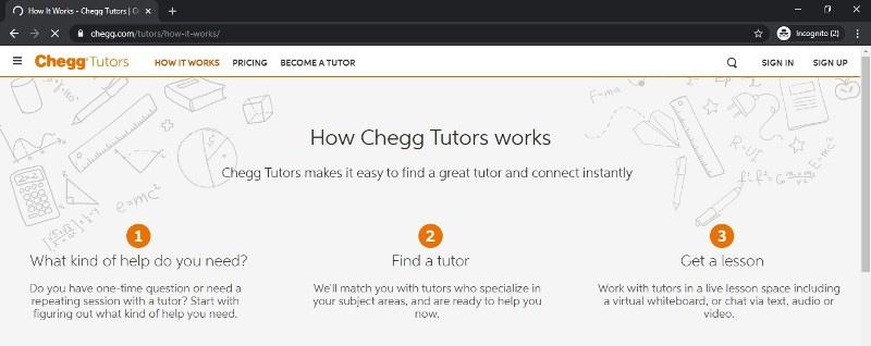 chegg tutor jobs